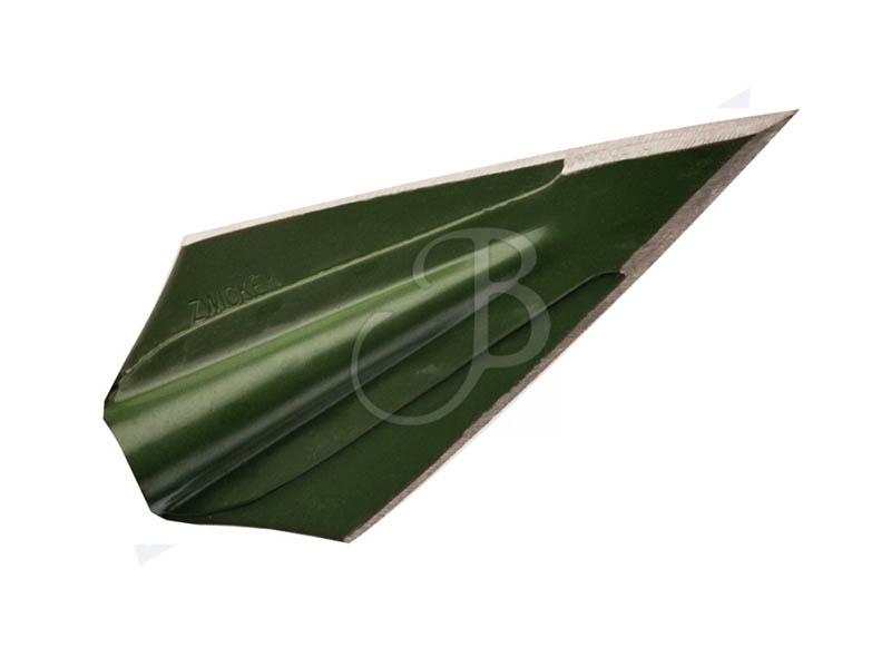 ZWICKEY B112 PUNTA BLACK DIAMOND 125GR. 2 LAME 11/32''