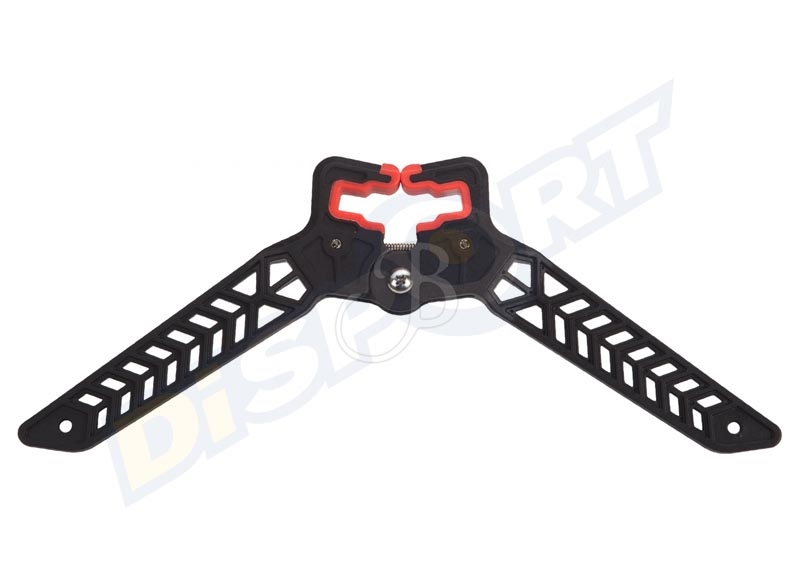 BOOSTER CAVALLETTO A PINZA PER COMPOUND BOW POD STANDARD