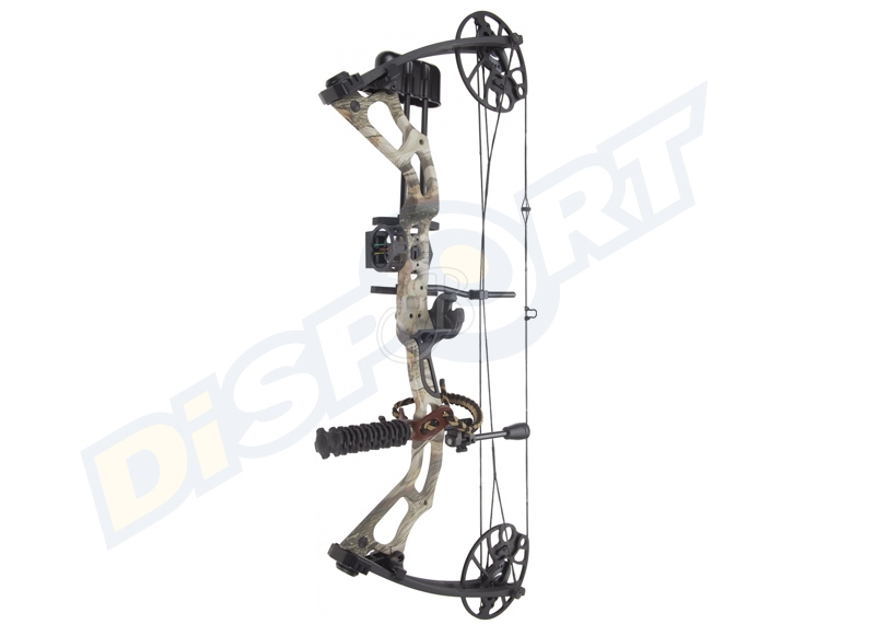 BOOSTER ARCO COMPOUND DA CACCIA M2 RTH HU