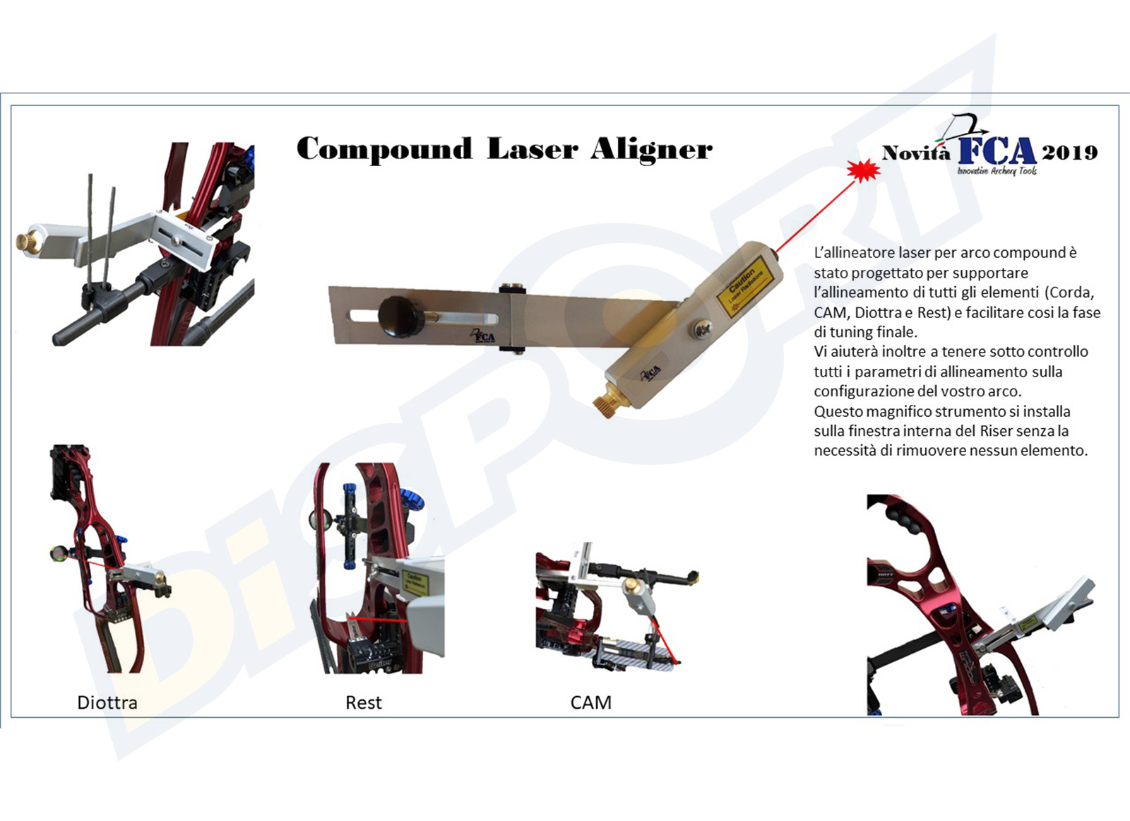 FCA COMPOUND ALIGNMENT TOOL