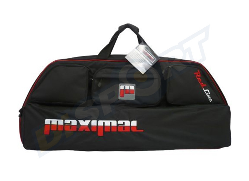 MAXIMAL BORSA COMPOUND RED LINE 4 TASCHE 102X42X12CM