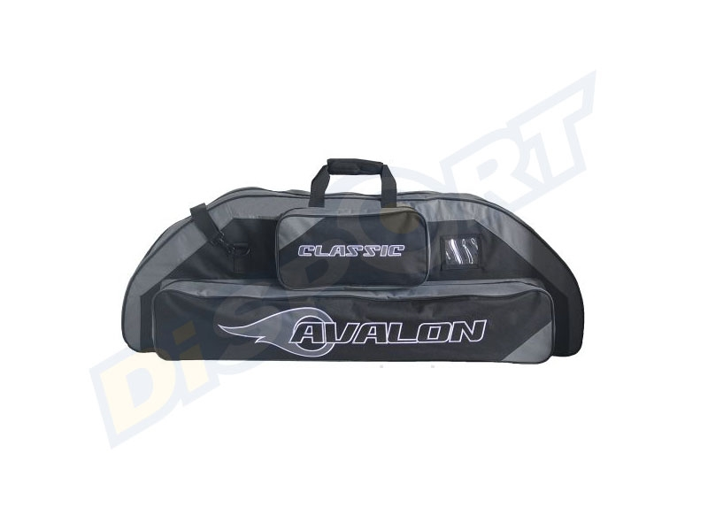 AVALON BORSA COMPOUND CLASSIC 2 TASCHE 106 CM BLACK