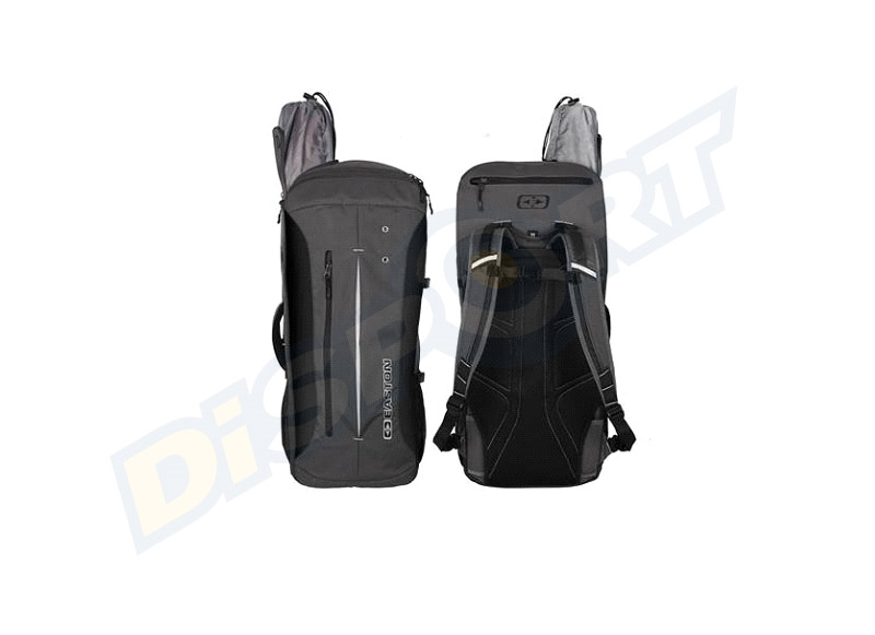 EASTON BACKPACK ZAINO DELUXE RECURVE CHARCOAL