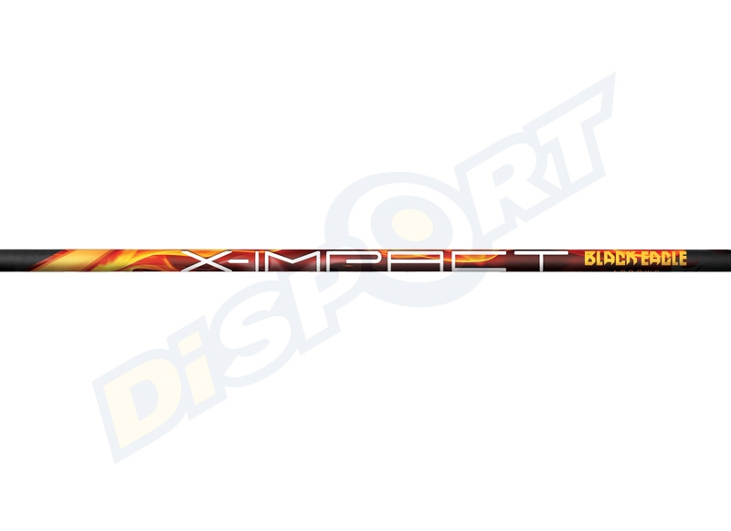 BLACK EAGLE ARROWS ASTA X-IMPACT