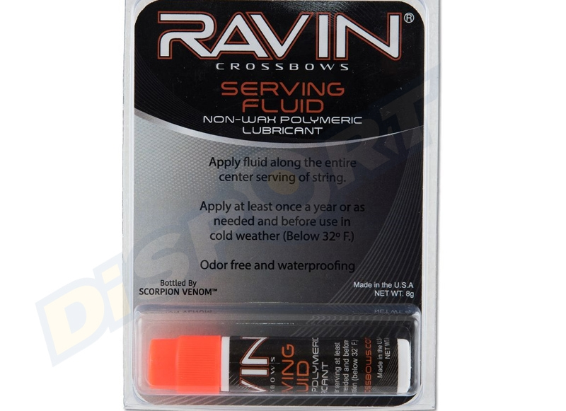RAVIN FLUIDO PER SERVING LUBRIFICANTE IN STICK ORIGINALE R9, R10, R15, R20