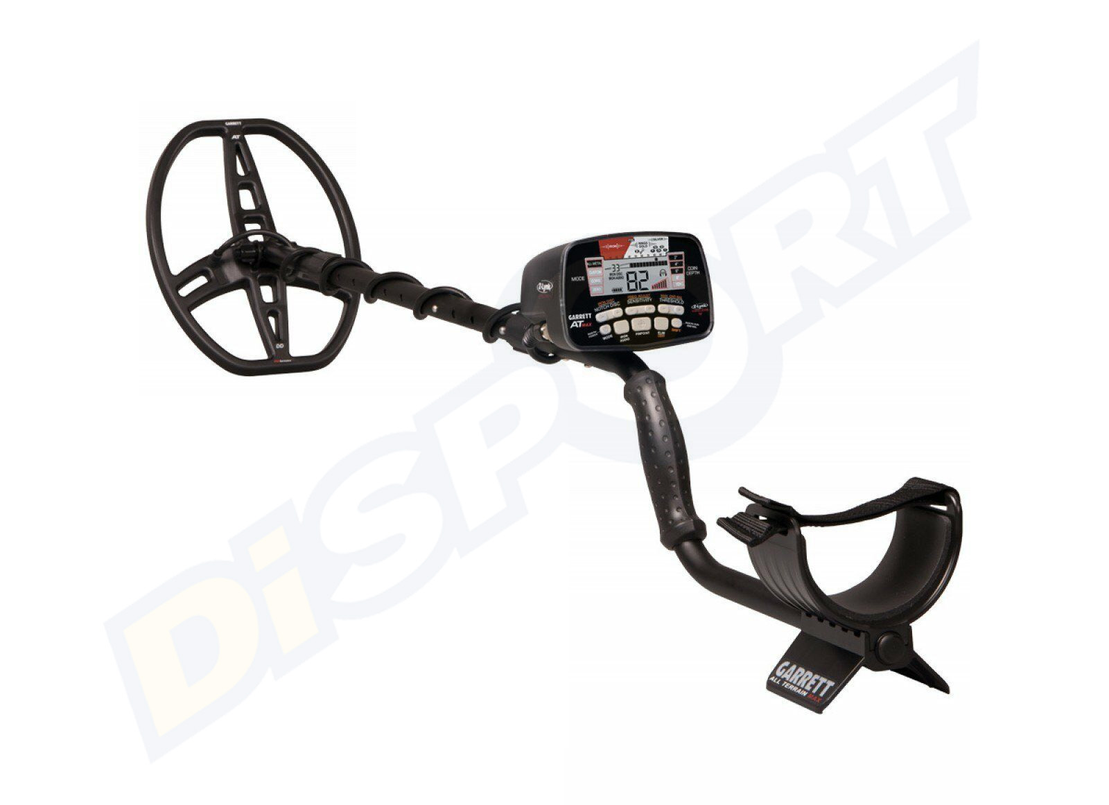 GARRETT METAL DETECTOR AT MAX INTERNATIONAL