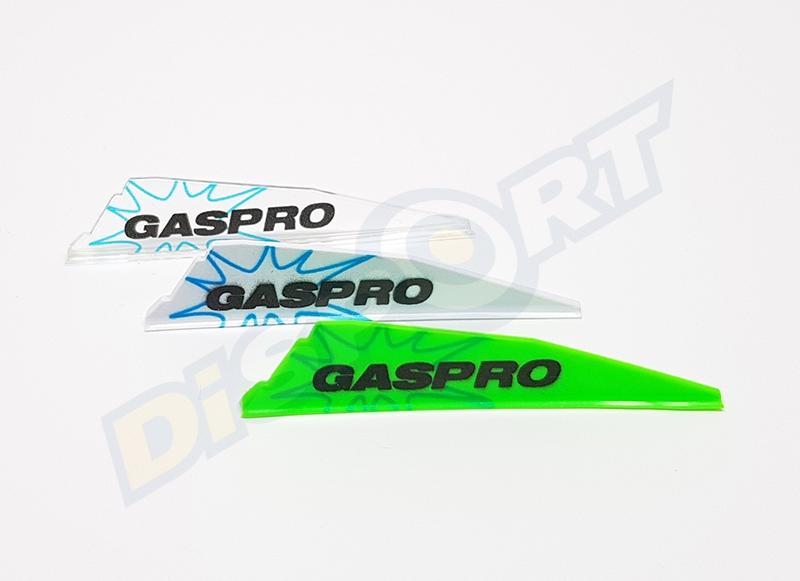 GAS PRO VANES GX-187 40PCS + 3G FAST ADHESIVE GEL