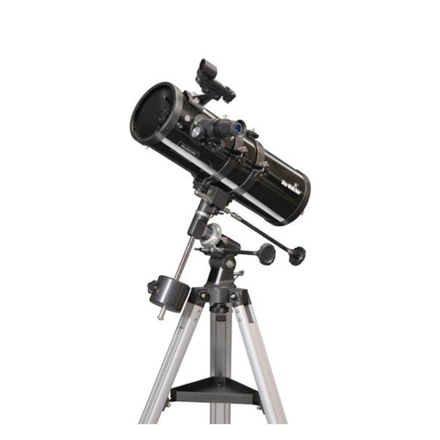 TELESCOPIO NEWTON 114/1000 EQ1