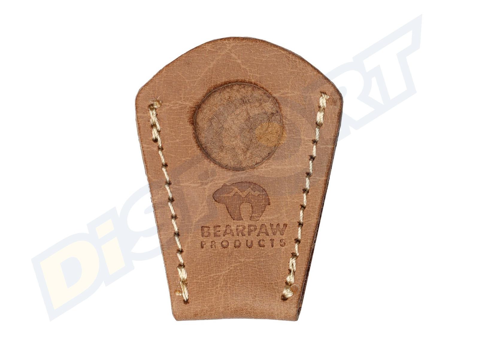 BEARPAW PROTEGGI TIP 70189 IN PELLE