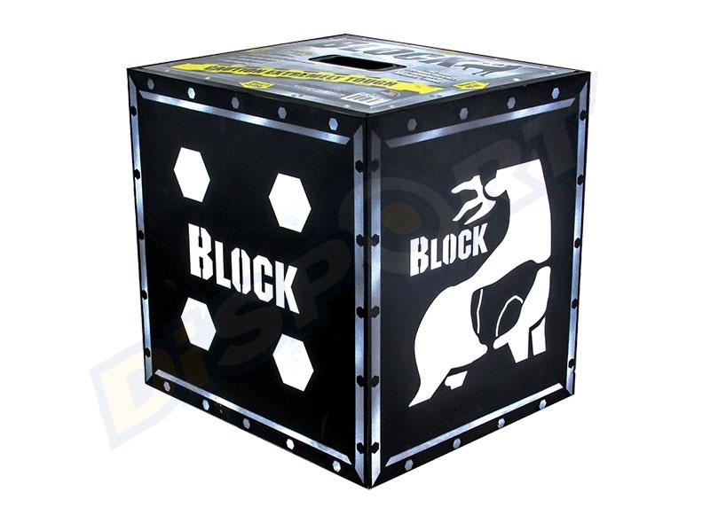 FIELD LOGIC BLOCK TARGET BERSAGLIO PER BALESTRA VAULT X-LARGE 20'' X 20'' X 16''