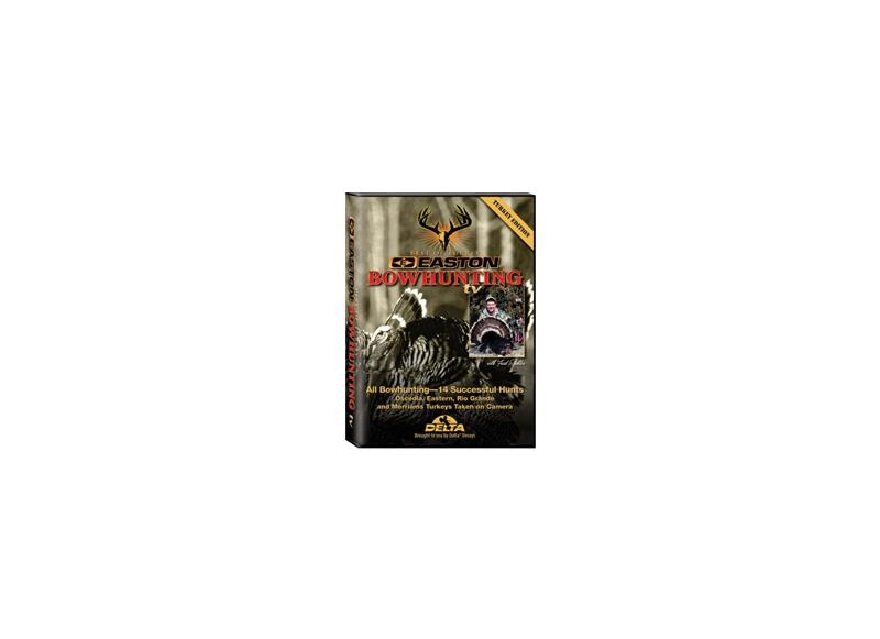 EASTON DVD TURKEY BOWHUNTING