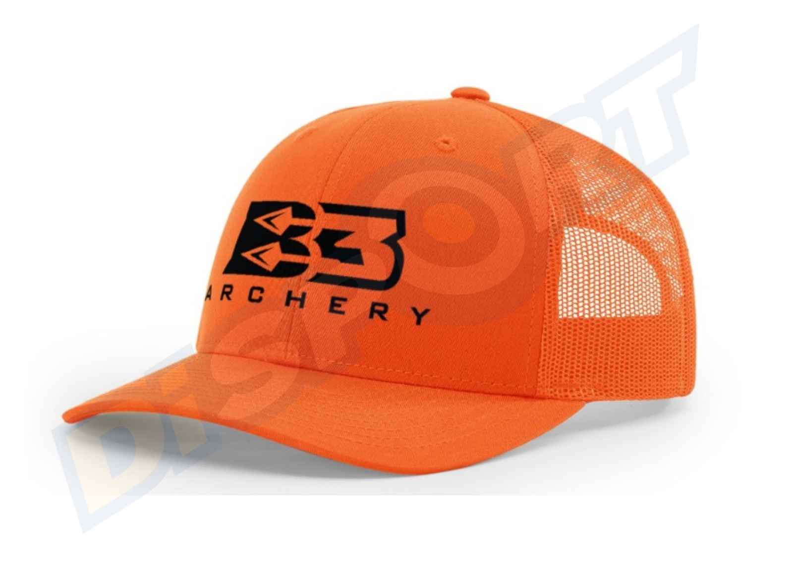 B3 ARCHERY ORANGE CAP