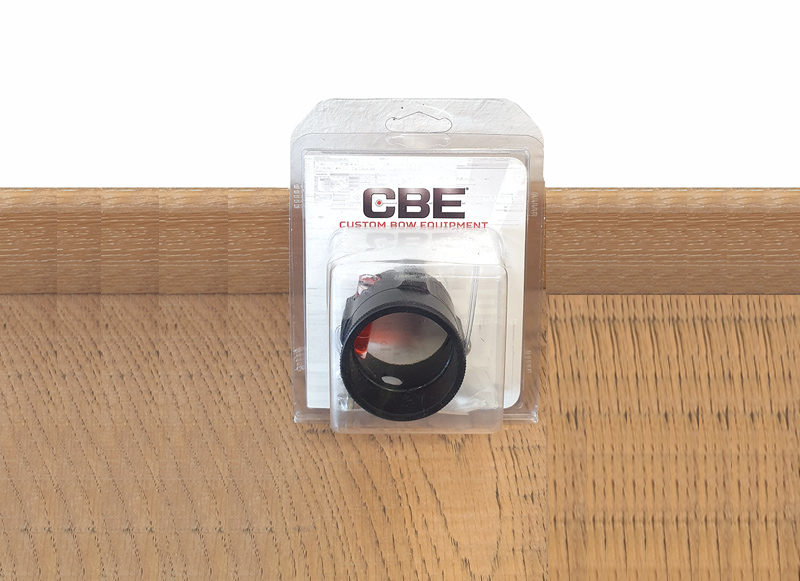 CBE HOUSING SCOPE 1-5/8'' PIN 0.019'' RH LARGE SCOPE GREEN
