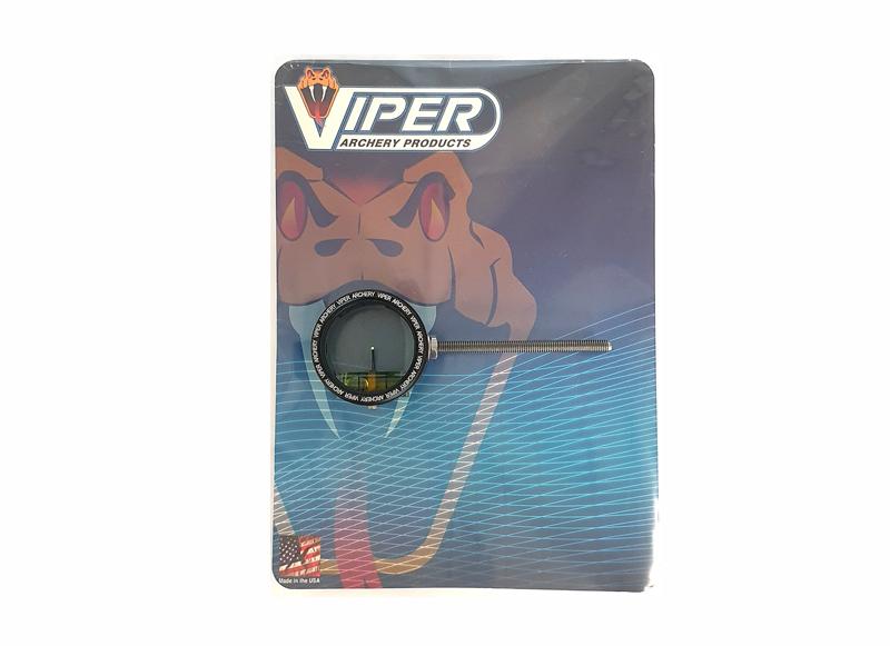 VIPER SCOPE ZEISS LENS 1-3/8'' PIN GREEN 0.019 BLACK 4X +50