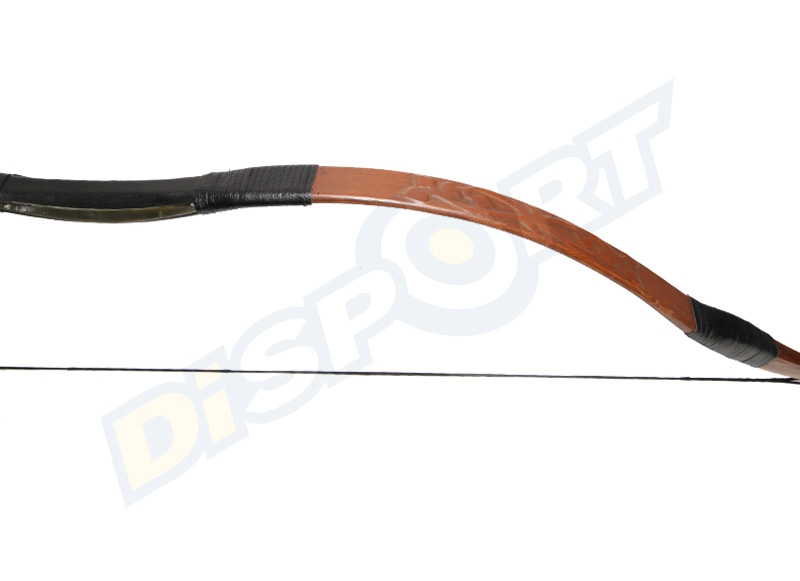 ALPEN ARCHERY TURCO 40# DARK BROWN