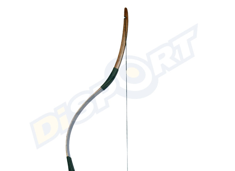 ALPEN ARCHERY ARCO TRADIZIONALE HUNGARIAN LAMINATED BROWN 34#