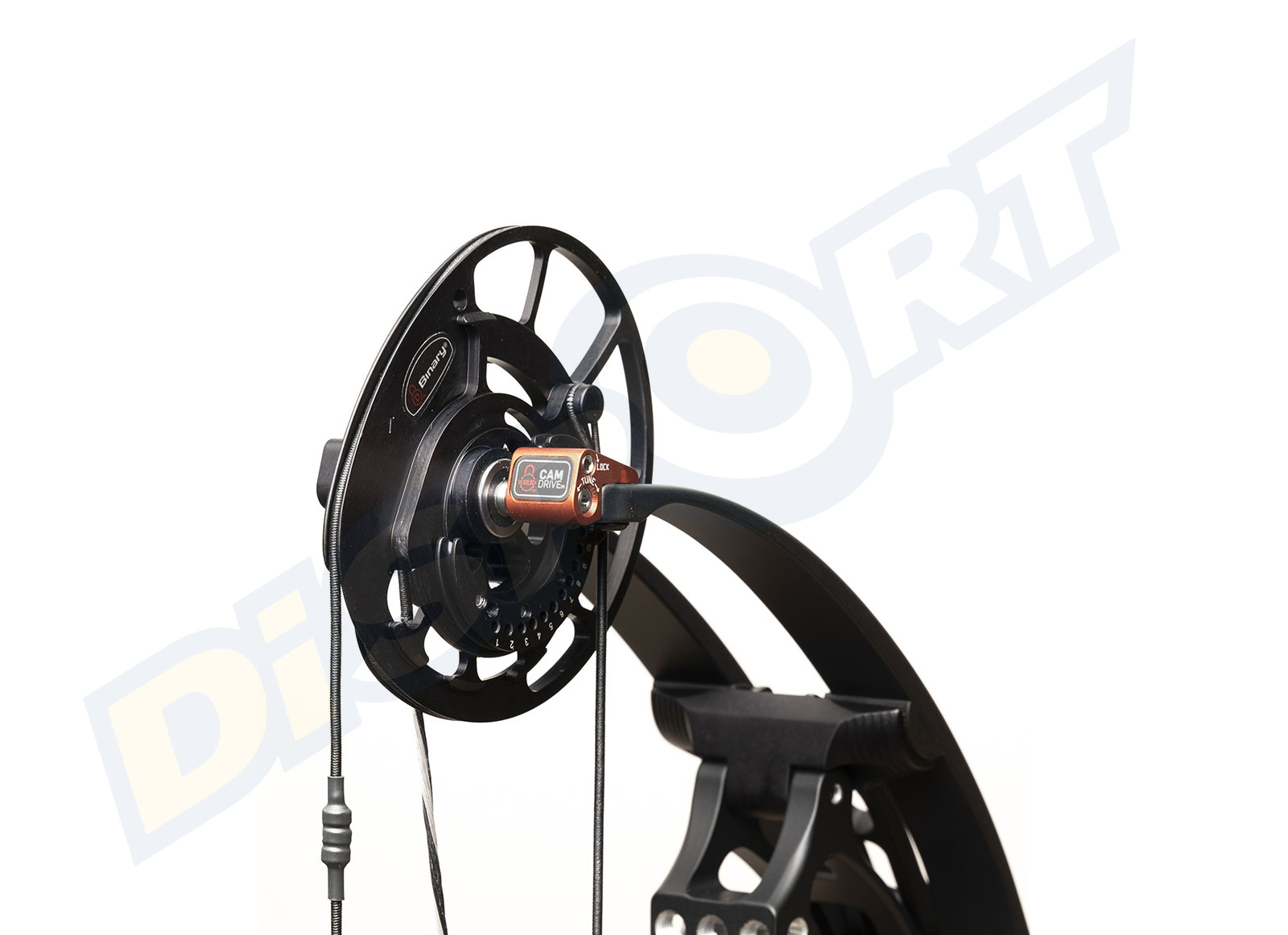 BOWTECH ARCO COMPOUND RECKONING 2019 BLACK