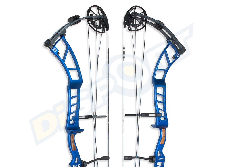 KINETIC ARCO COMPOUND TRIUM X 38'' HYBRID CAM