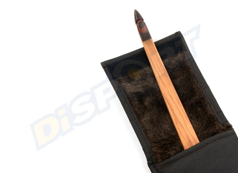 BEARPAW CUSTODIA PER ARCHI LONGBOW DELUXE 70105 BLACK