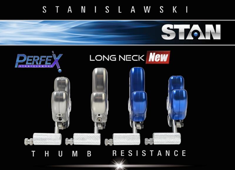 STANISLAWSKI SGANCIO PERFEX LONG NECK RESISTANCE AD INCREMENTO