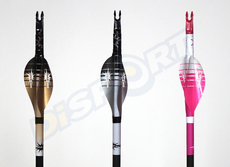 GAS PRO VANES RECURVE 1.75'' SUPER SOFT HIGH PARABOLIC