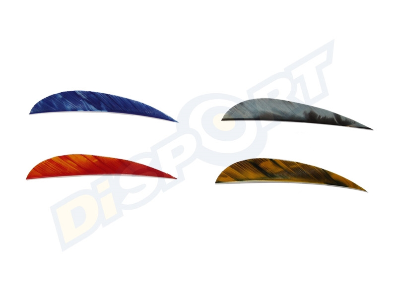 GAS PRO NATURAL FEATHERS 3'' PARABOLIC CONF. 12