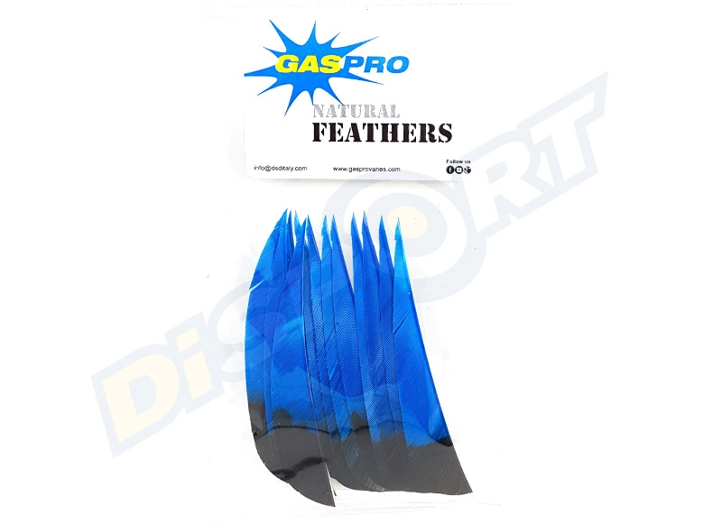 GAS PRO NATURAL FEATHERS 4'' PARABOLIC CONF. 50 EAGLE VERSION
