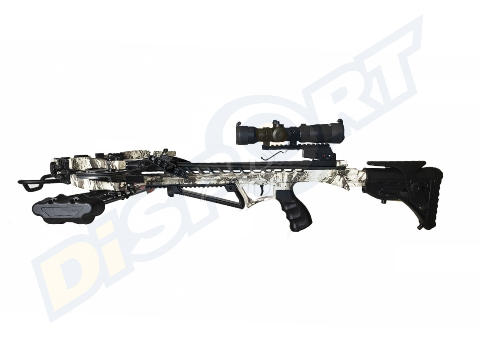 PSE BALESTRA FANG HD CAMO 205# HDV 425 SCOPE