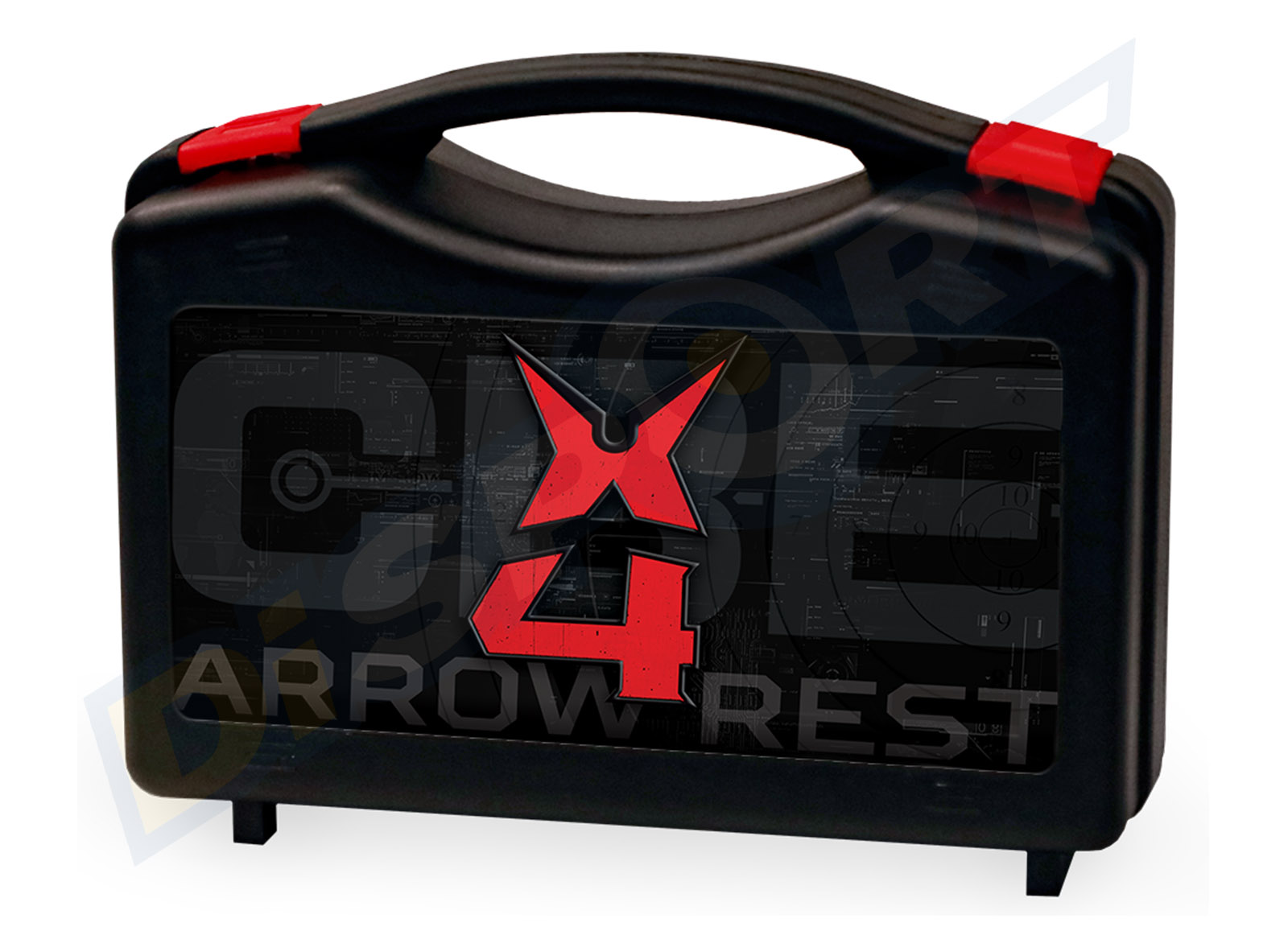 CBE COMPOUND ARROW REST X4